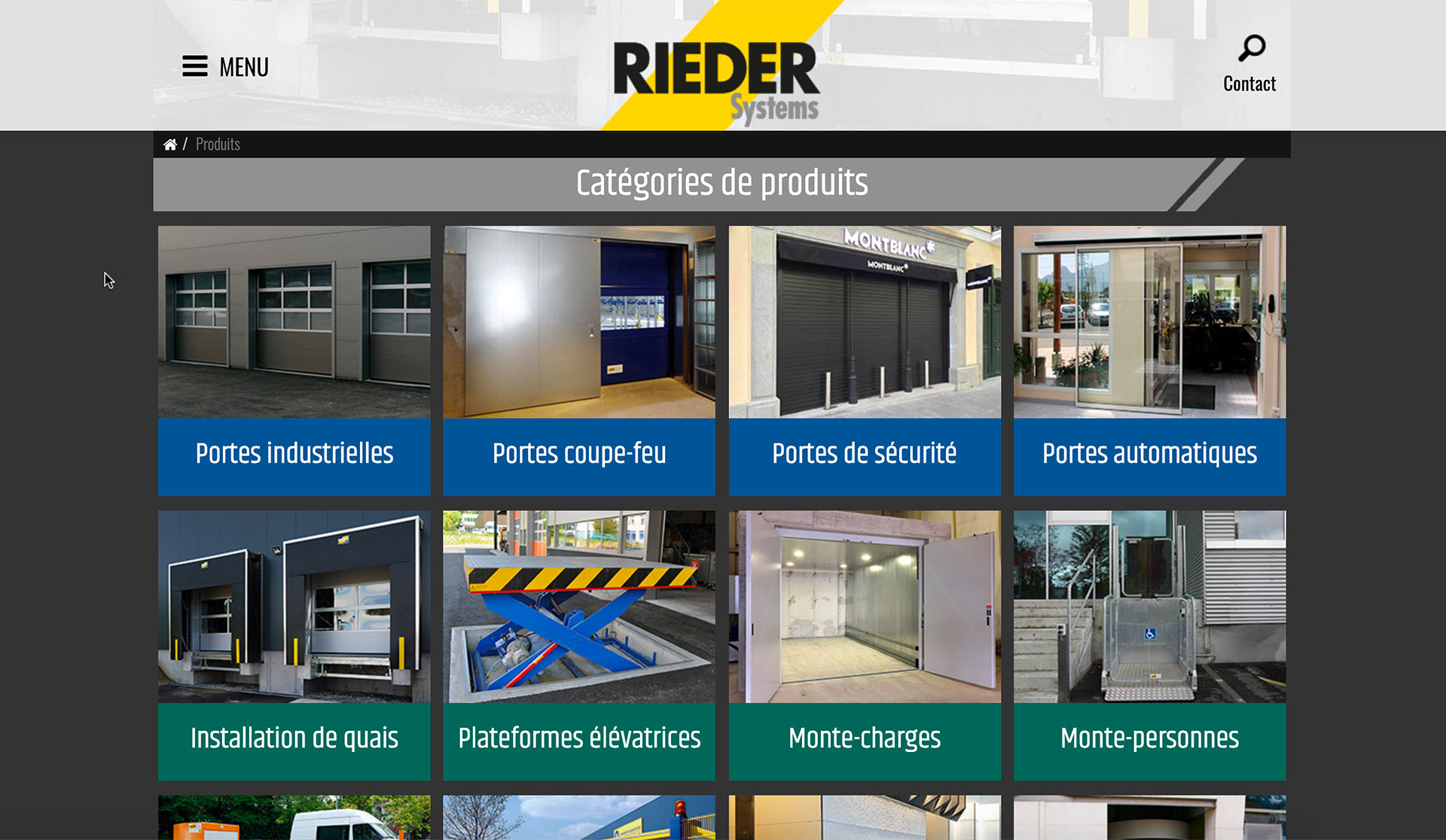 Rieder Systems